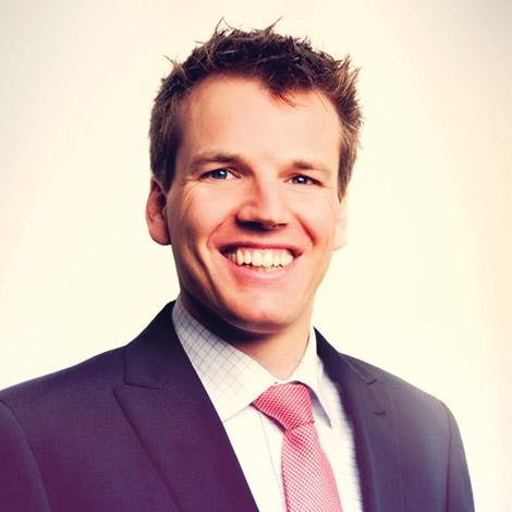 mr. Koen van den Berg werkzaam bij Olenz Notarissen Veenendaal