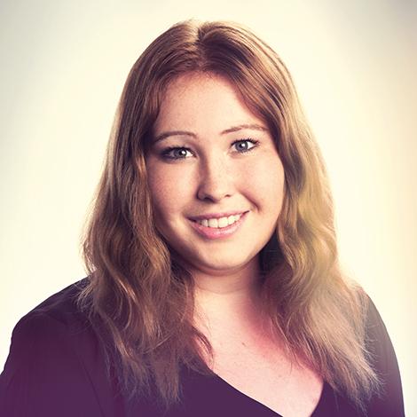 Daniëlle trabaja como asistente notarial en el departamento inmobiliario de Olenz